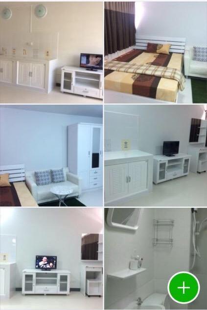 ให้เช่าห้อง   ห้องเล็กด้านนอก อาคาร T2 ชั้น 12
