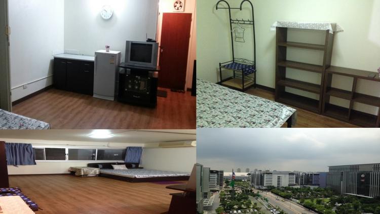 ให้เช่าห้อง   ห้องขนาดกลางด้านนอก อาคาร C2 ชั้น 14