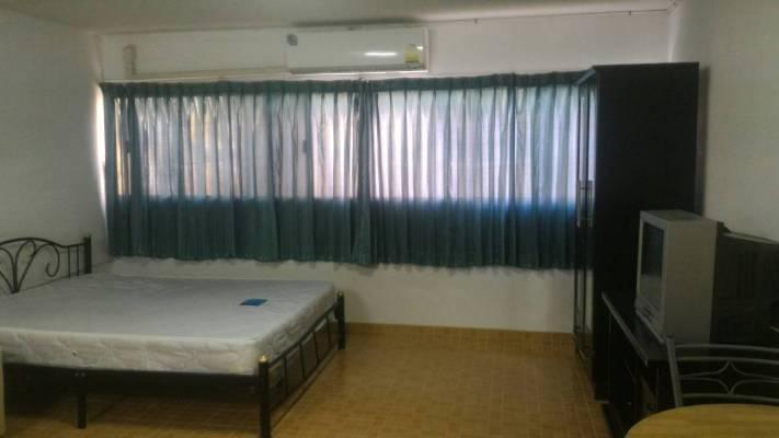 ให้เช่าห้อง   ห้องเล็กด้านใน อาคาร P1 ชั้น 11