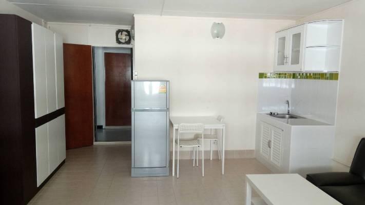 ให้เช่าห้อง   ห้องเล็กด้านใน อาคาร P1 ชั้น 12