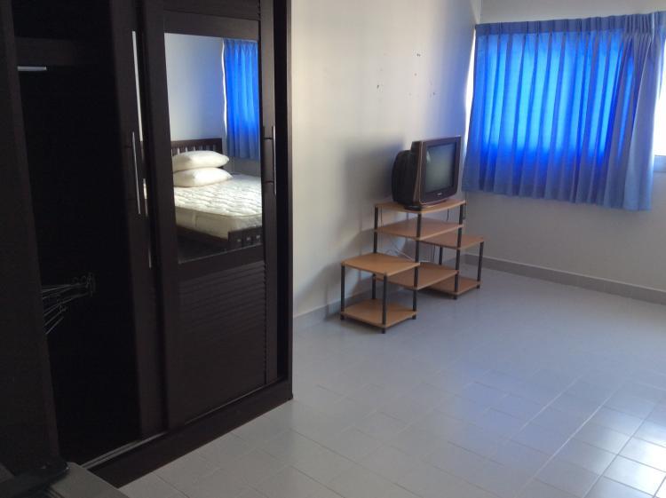 ให้เช่าห้อง   ห้องเล็กด้านนอก อาคาร C8 ชั้น 8