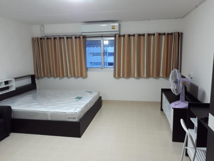 ให้เช่าห้อง   ห้องเล็กด้านนอก อาคาร P1 ชั้น 14