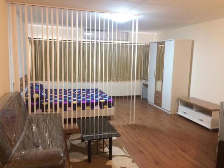 ให้เช่าห้อง   ข้างห้องมุม อาคาร C7 ชั้น 6