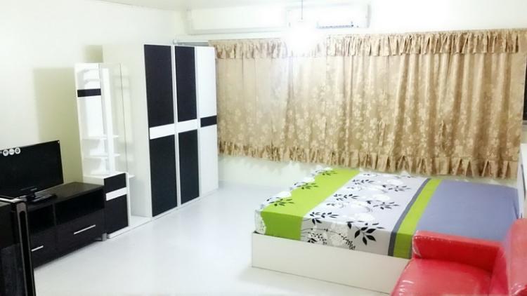 ให้เช่าห้อง   ห้องเล็กด้านใน อาคาร C3 ชั้น 5