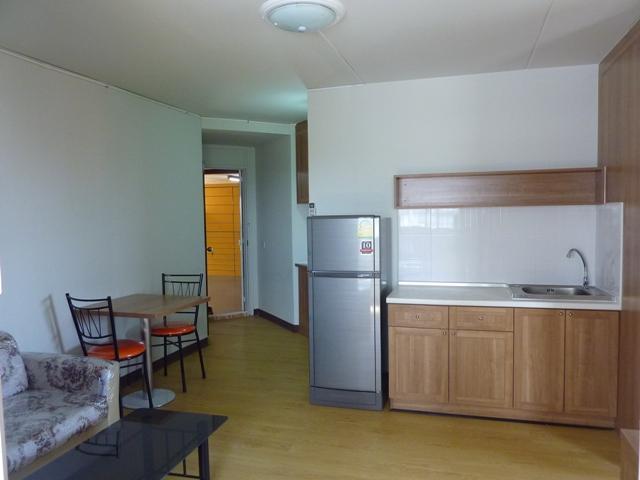 ให้เช่าห้อง   ห้องมุม อาคาร T4 ชั้น 8