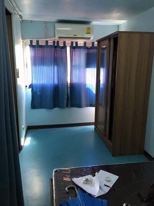 ขายห้อง ห้องขนาดกลางด้านนอก อาคาร T8 ชั้น 10