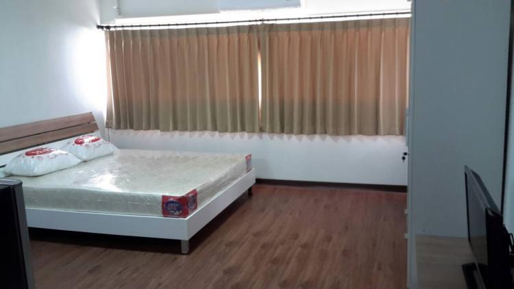 ให้เช่าห้อง   ห้องเล็กด้านนอก อาคาร T1 ชั้น 9