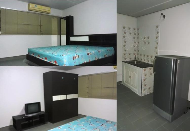 ให้เช่าห้อง   ห้องเล็กด้านนอก อาคาร T11 ชั้น 8