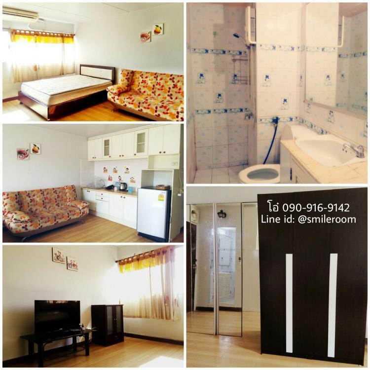 ให้เช่าห้อง   ห้องเล็กด้านใน อาคาร T4 ชั้น 13
