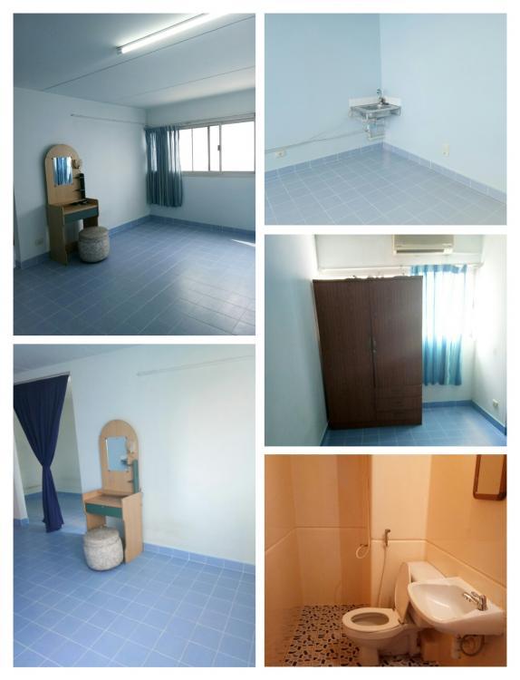 ขายห้อง ห้องขนาดกลางด้านนอก อาคาร T11 ชั้น 7