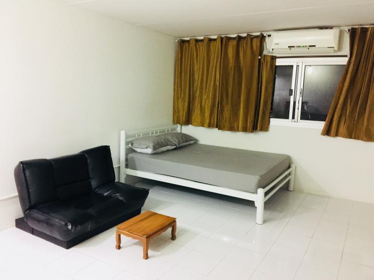 ให้เช่าห้อง   ห้องเล็กด้านใน อาคาร T12 ชั้น 2