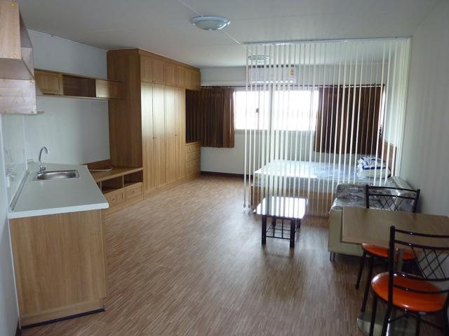 ให้เช่าห้อง   ข้างห้องมุม อาคาร T11 ชั้น 4