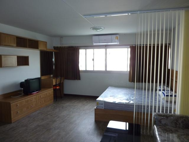 ให้เช่าห้อง   ห้องเล็กด้านนอก อาคาร T6 ชั้น 8