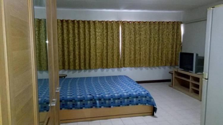 ขายห้อง ห้องเล็กด้านใน อาคาร C7 ชั้น 12