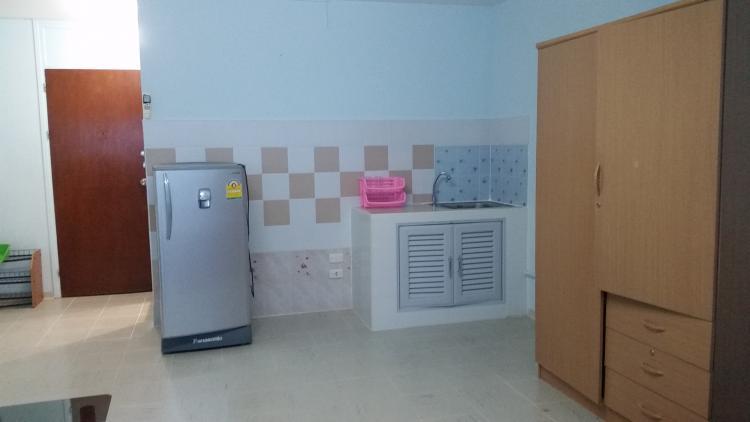 ให้เช่าห้อง   ห้องเล็กด้านใน อาคาร C8 ชั้น 12