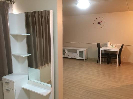 ให้เช่าห้อง   ห้องขนาดกลางด้านใน อาคาร T1 ชั้น 8