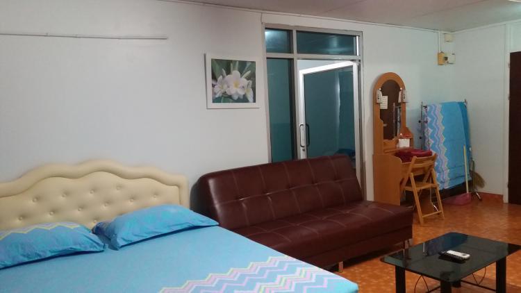 ให้เช่าห้อง   ห้องขนาดกลางด้านนอก อาคาร T9 ชั้น 8