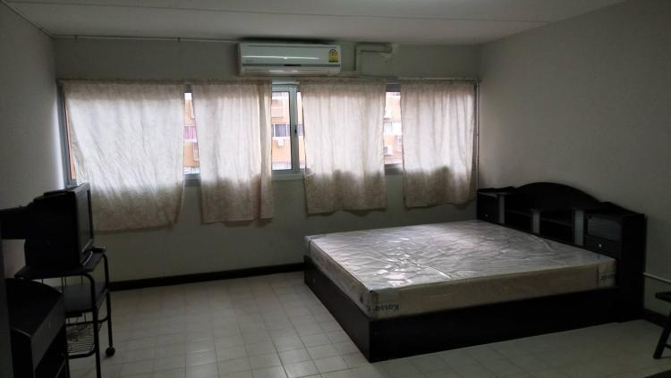 ให้เช่าห้อง   ห้องเล็กด้านใน อาคาร C1 ชั้น 10