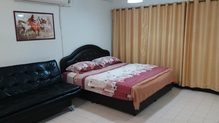 ให้เช่าห้อง   ห้องเล็กด้านใน อาคาร T9 ชั้น 12