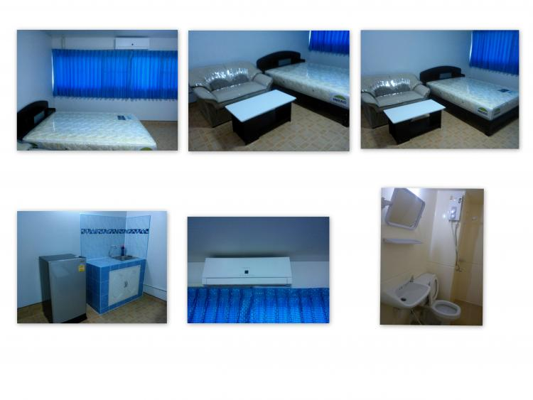 ให้เช่าห้อง   ข้างห้องมุม อาคาร C8 ชั้น 6