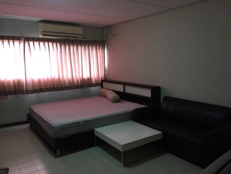 ให้เช่าห้อง   ห้องเล็กด้านนอก อาคาร P2 ชั้น 12