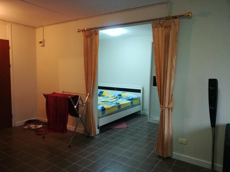 ขายห้อง ห้องเล็กด้านนอก อาคาร P2 ชั้น 7