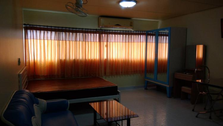 ให้เช่าห้อง   ห้องเล็กด้านใน อาคาร C4 ชั้น 9