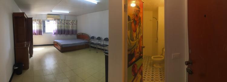 ให้เช่าห้อง   ห้องเล็กด้านนอก อาคาร T2 ชั้น 4