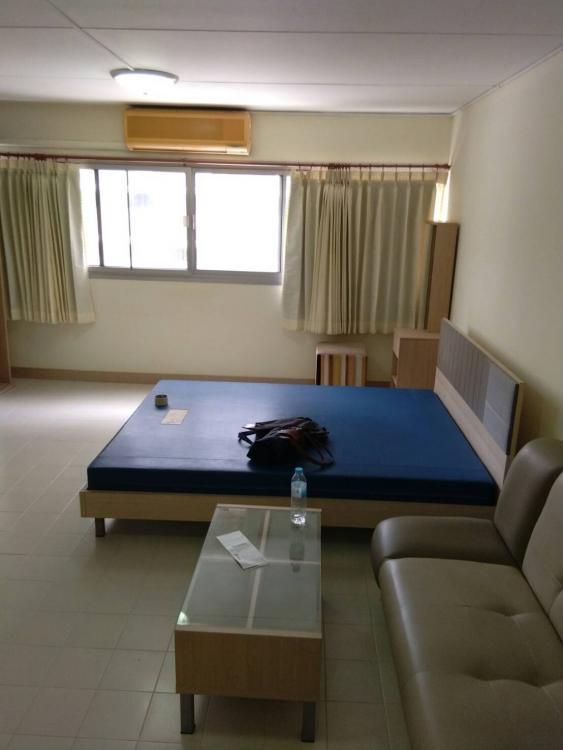 ให้เช่าห้อง   ห้องเล็กด้านนอก อาคาร P2 ชั้น 3