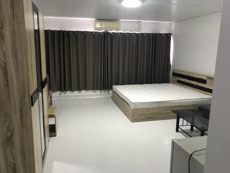 ให้เช่าห้อง   ห้องเล็กด้านนอก อาคาร T8 ชั้น 7