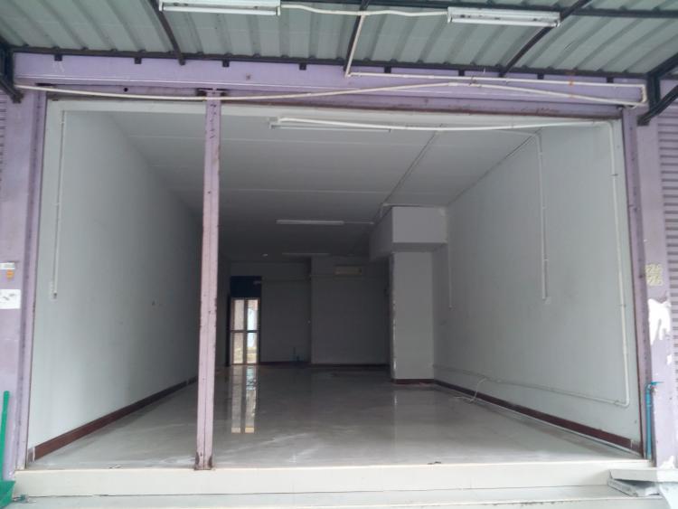 ขายห้อง Shop ยาว อาคาร T12 ชั้น 1