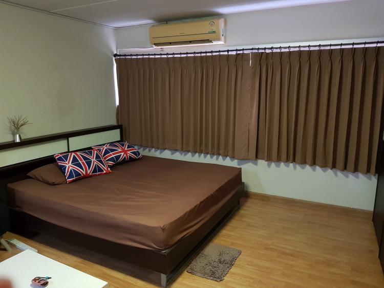 ให้เช่าห้อง   ห้องเล็กด้านใน อาคาร T2 ชั้น 12