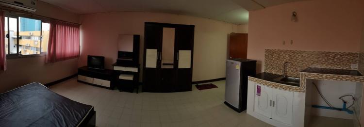 ขายห้อง ห้องเล็กด้านใน อาคาร P1 ชั้น 16