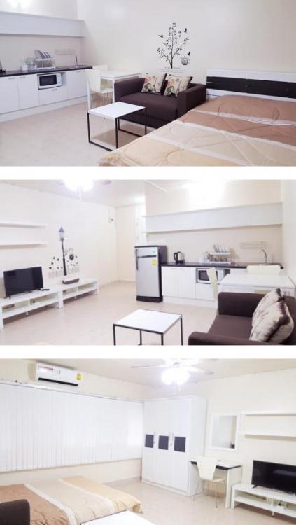 ให้เช่าห้อง   ห้องเล็กด้านใน อาคาร P1 ชั้น 2