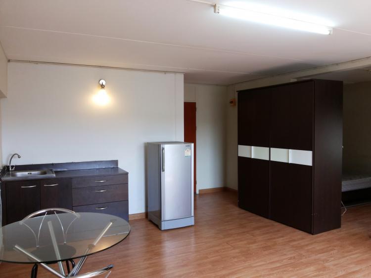 ให้เช่าห้อง   ห้องขนาดกลางด้านใน อาคาร T8 ชั้น 13