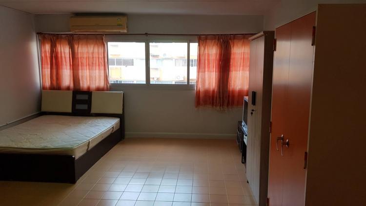ให้เช่าห้อง   ห้องเล็กด้านใน อาคาร T3 ชั้น 10