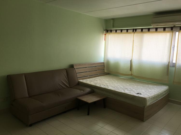ให้เช่าห้อง   ห้องขนาดกลางด้านใน อาคาร P2 ชั้น 11