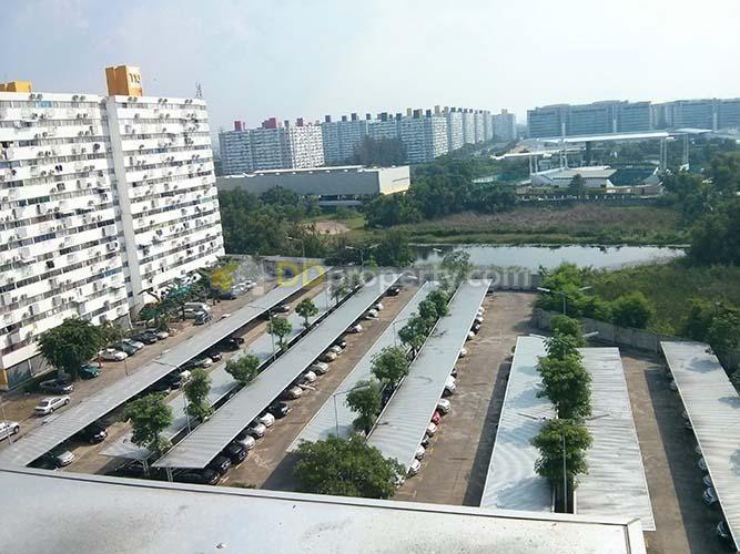 ขายห้อง ห้องขนาดกลางด้านนอก อาคาร T12 ชั้น 6