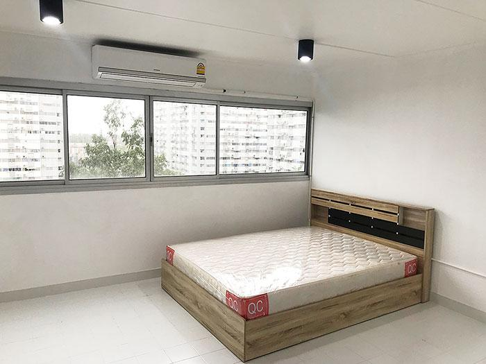 ให้เช่าห้อง   ห้องเล็กด้านนอก อาคาร C3 ชั้น 8
