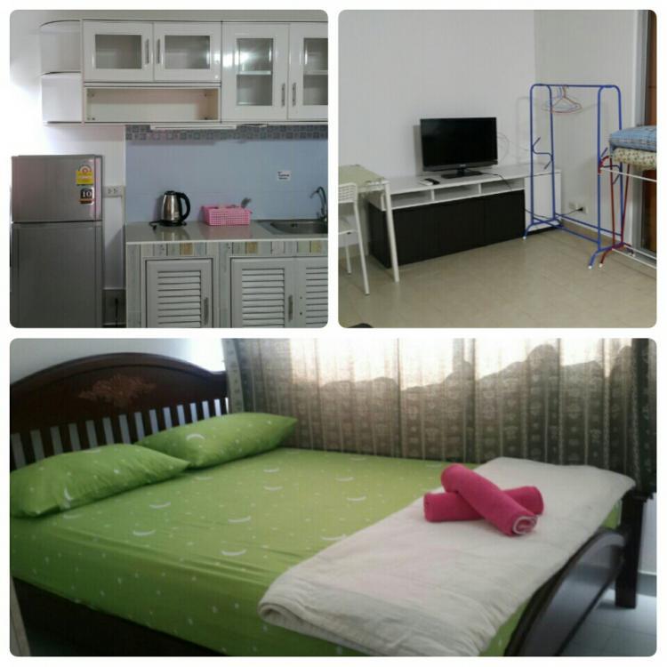 ให้เช่าห้อง   ห้องเล็กด้านใน อาคาร C3 ชั้น 8