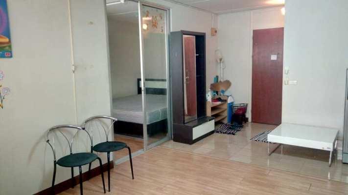 ขายห้อง ห้องขนาดกลางด้านใน อาคาร T2 ชั้น 8