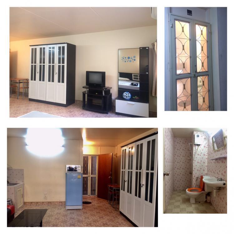 ให้เช่าห้อง   ห้องเล็กด้านใน อาคาร C3 ชั้น 4