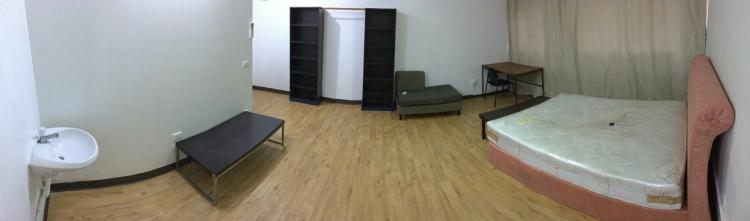 ให้เช่าห้อง   ห้องเล็กด้านใน อาคาร C8 ชั้น 4
