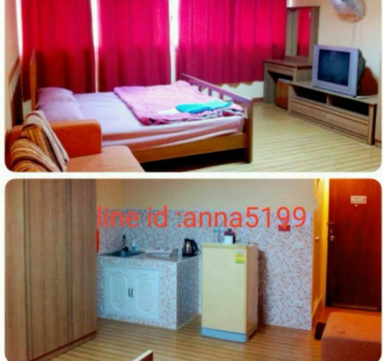 ให้เช่าห้อง   ห้องเล็กด้านใน อาคาร C3 ชั้น 10