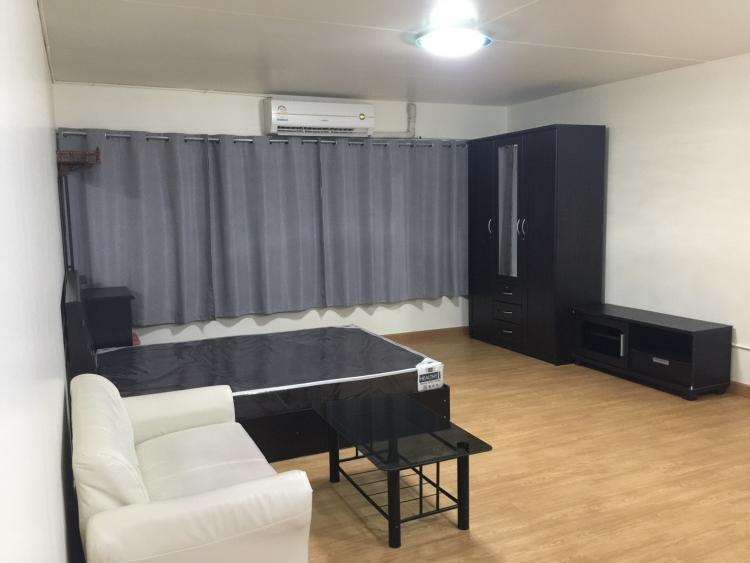 ให้เช่าห้อง   ห้องเล็กด้านใน อาคาร P1 ชั้น 16