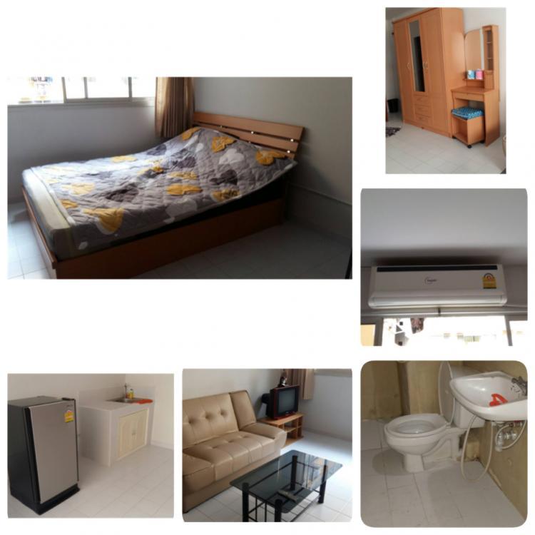 ให้เช่าห้อง   ข้างห้องมุม อาคาร P1 ชั้น 6