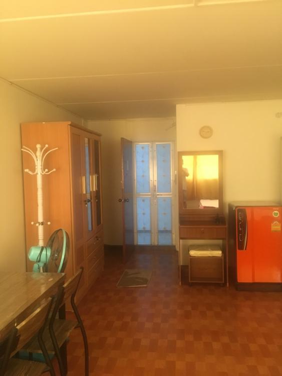ให้เช่าห้อง   ห้องเล็กด้านนอก อาคาร T3 ชั้น 2