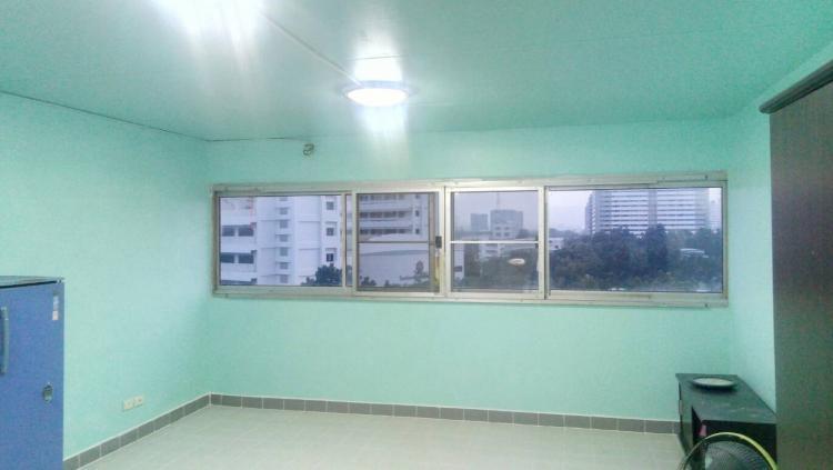 ขายห้อง ห้องเล็กด้านนอก อาคาร T1 ชั้น 7