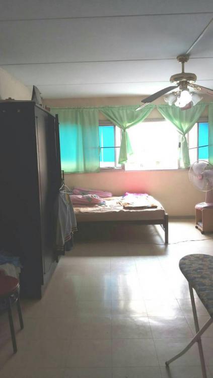 ขายห้อง ห้องเล็กด้านใน อาคาร T8 ชั้น 4