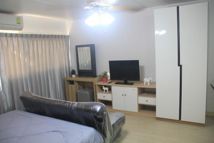ให้เช่าห้อง   ห้องเล็กด้านใน อาคาร C4 ชั้น 10